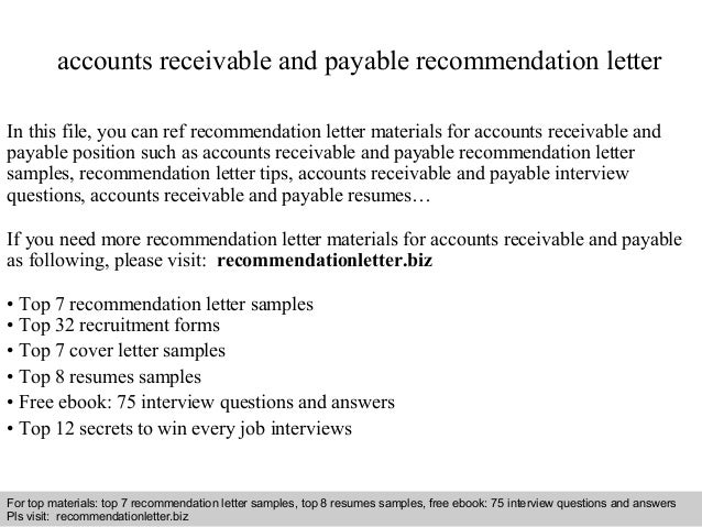 accounting for account receivable pdf