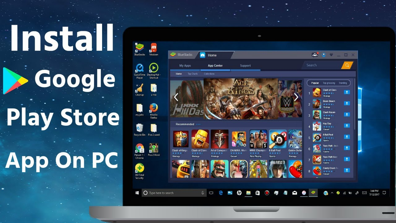 application games download free for pc