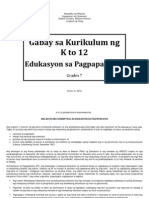 aral pan curriculum guide grade 8 only