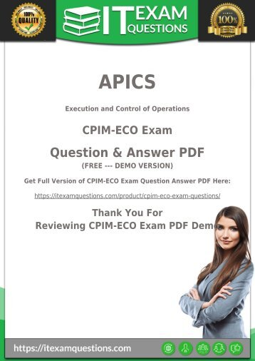 comprehensive exam questions in inventory management pdf