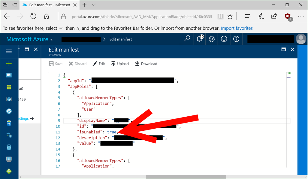 azure active directory remove application