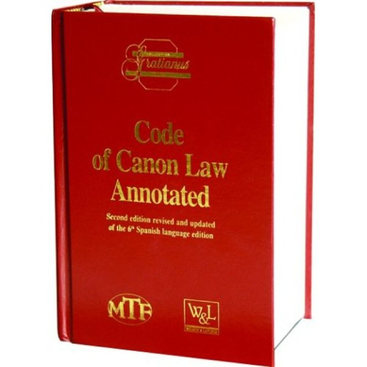 code of canon law of the catholic church pdf