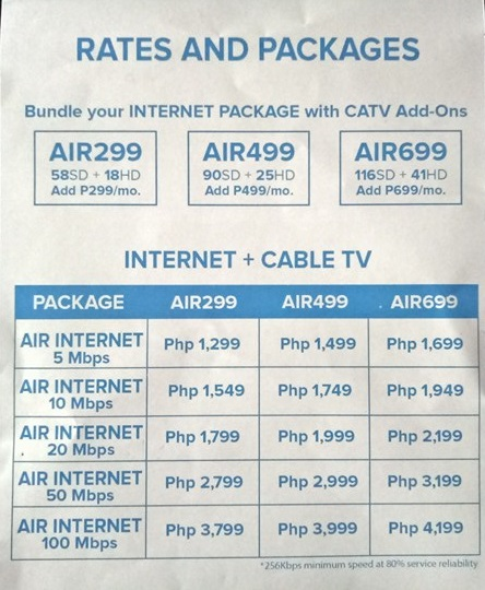 best tv application for philippines