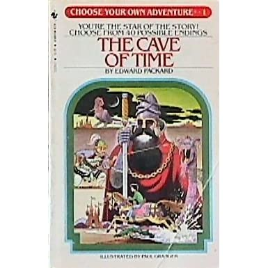 choose your own adventure by edward packard pdf