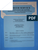 analogy civil service exam with answers pdf