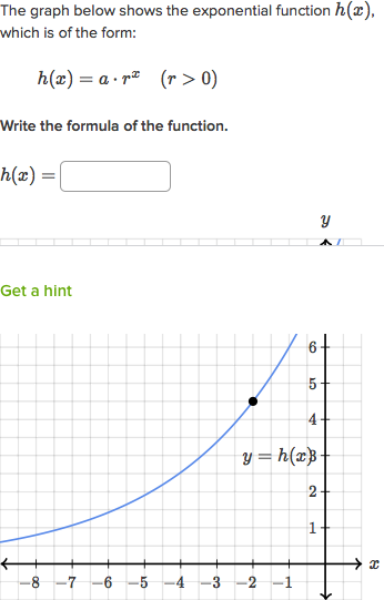 application of exponential function problem solving