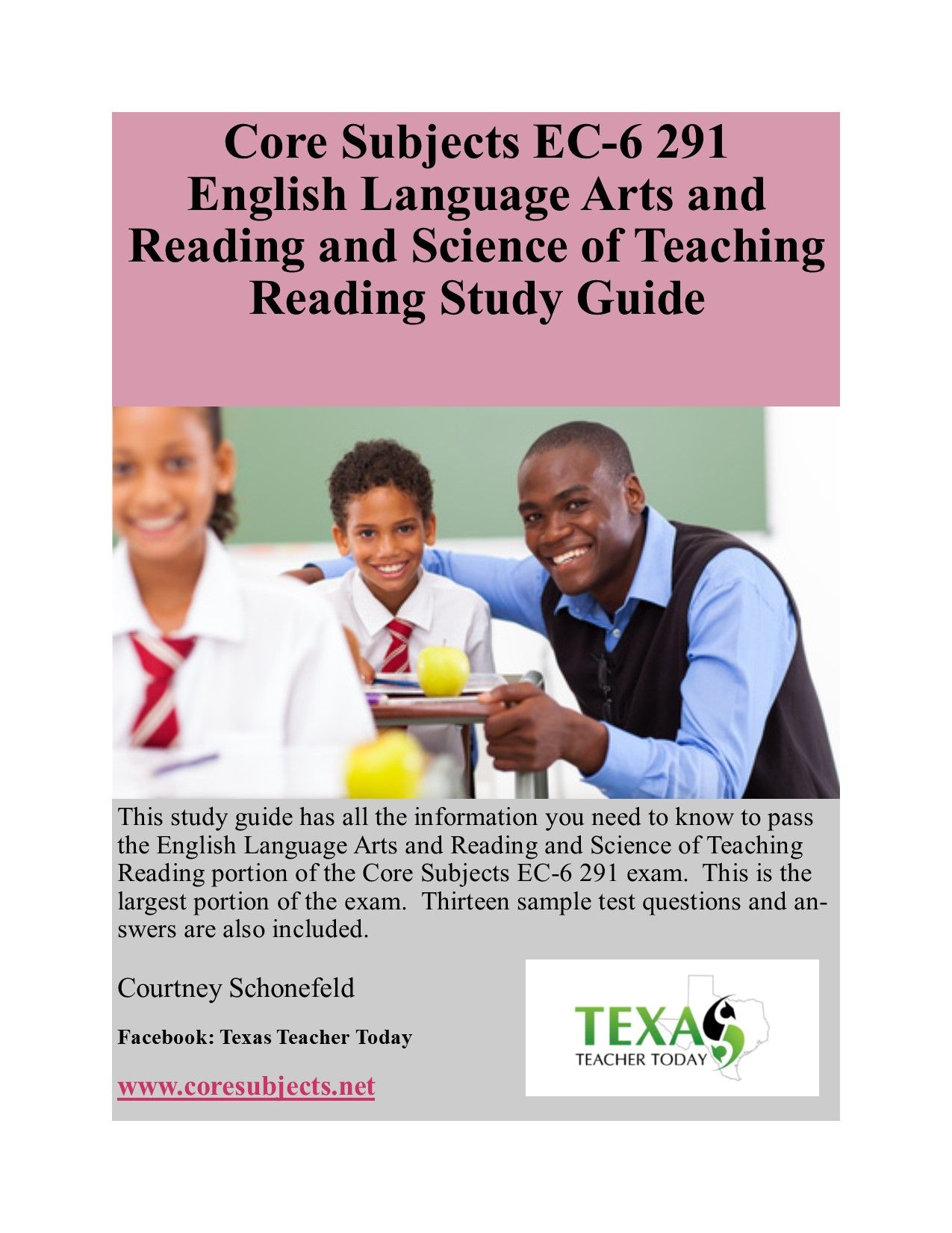 assessment guide for english language
