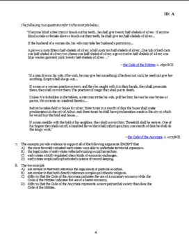 ap world history multiple choice questions pdf