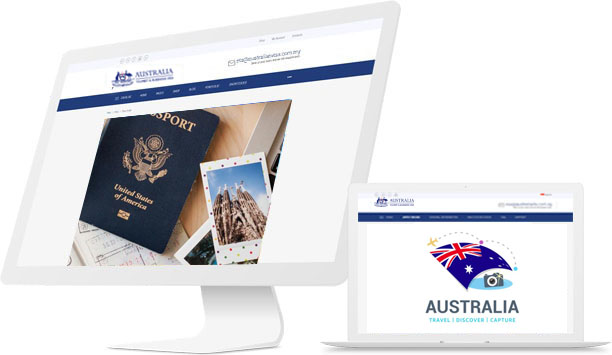 application for evisitor to australia