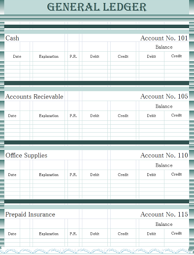 can one company have two separate manual books of accounts