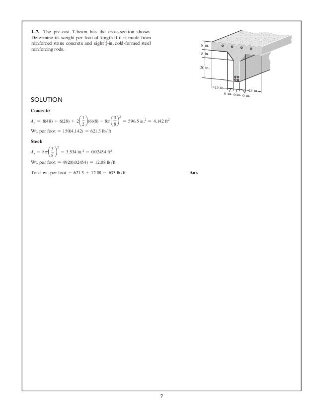 chapter 8 hibbeler 12th edition solution manual