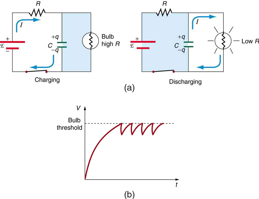 circuits capacitor resistor problems and solutions pdf