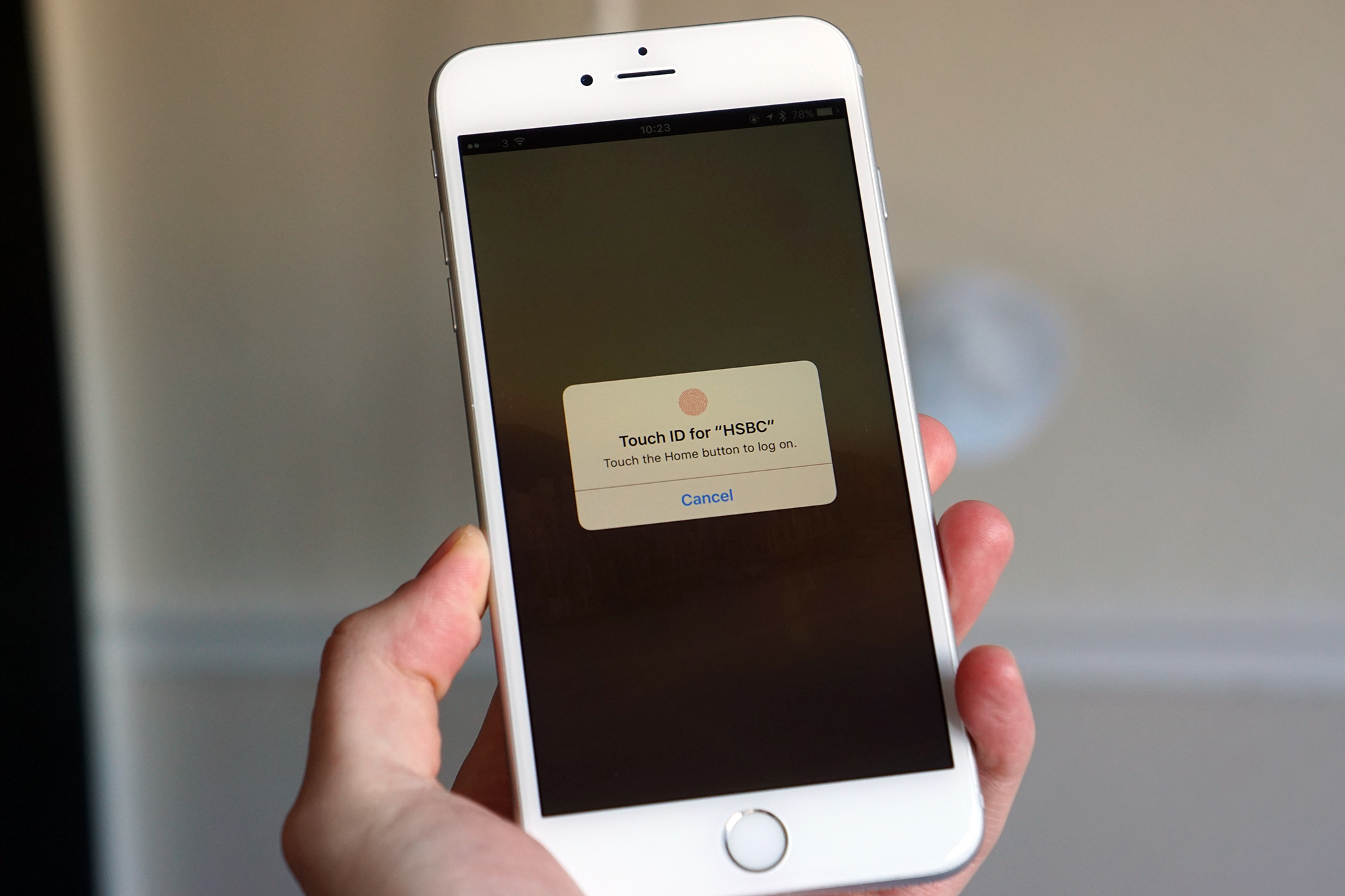application in iphone for app password